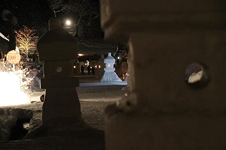 2011 02 12 大内雪祭り 224001