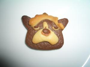 怒った春のクッキー