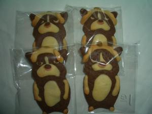 怒った春のクッキー5