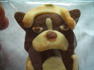 怒った春のクッキー4