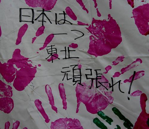 手形の一心行の桜2