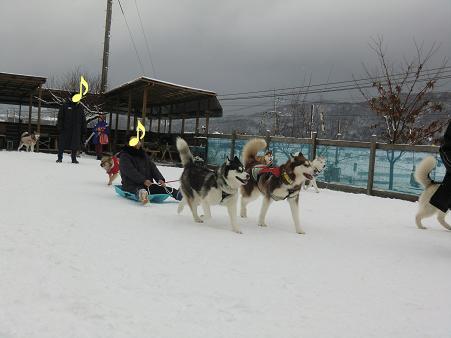 雪遊び20