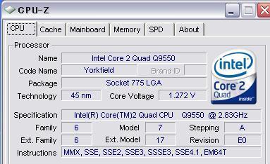 CPU前々