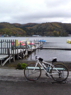 20081110野尻湖