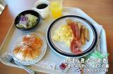 """""""さんふらわあ つくば""""の旅 朝食「洋朝食」"""