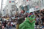 ひたち国際大道芸2006(2日目)_ハービー