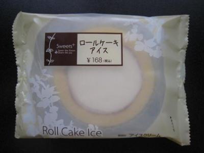 ロールケーキアイス
