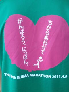 マラソンT2011縮小