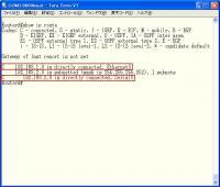 01_RouterA_ルーティング・テーブル