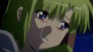 悲しむ亜沙さん