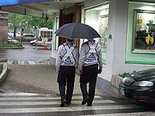 警察官二人組