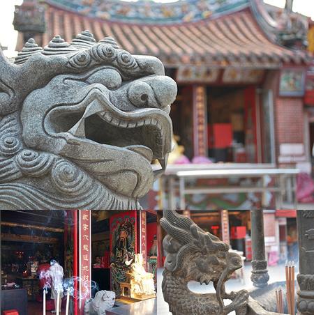霞海城皇廟
