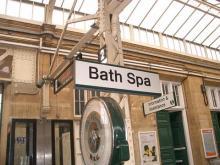 Bath Spa駅
