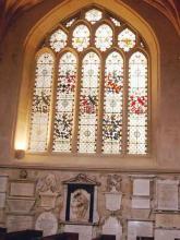 Bath Abbeyステンドグラス