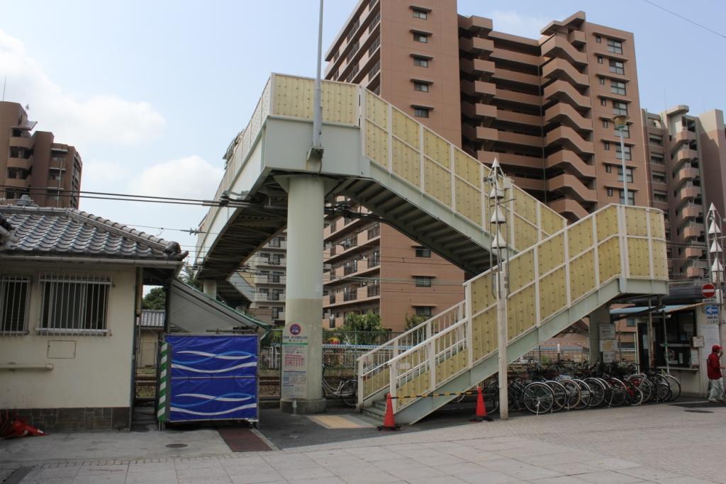 いっこうがこっそりブログ 摂津本山駅