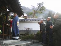 青龍寺 地鎮祭 3