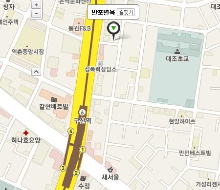 manpo map