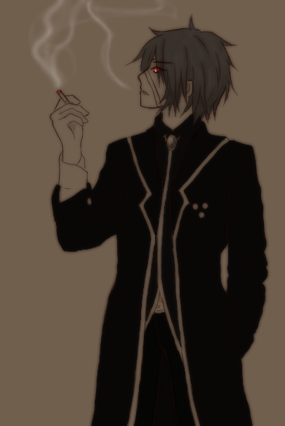ゼノンさん 蒼霧さん