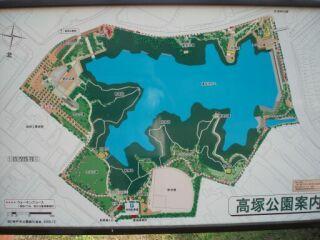 高塚公園案内図20110816