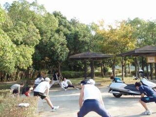20111009準備体操