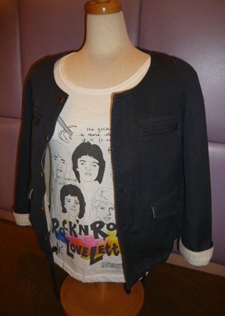 ロックンロールTシャツ2