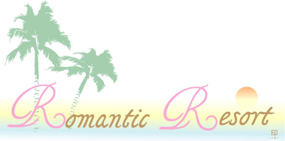 romantic resort