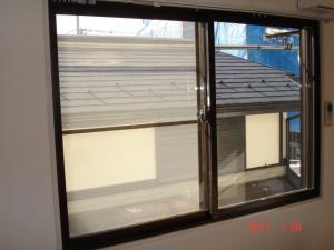 新規内窓取付TOSTEM(トステム)のインプラス