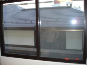 新規内窓取付TOSTEM(トステム)のインプラス2