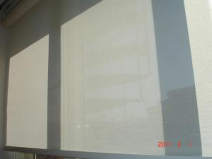 ロールスクリーン生地交換取付タチカワブラインドRS4373
