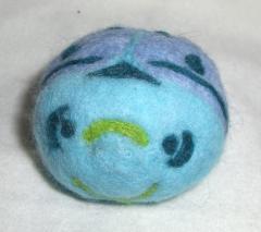 テントウ虫 ブルー 2