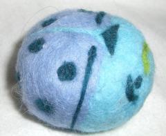 テントウ虫 ブルー 1