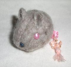 桜しっぽのネズミ 1