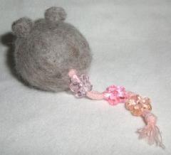 桜しっぽのネズミ 2