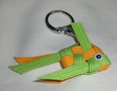 エコクラフト 金魚ストラップ キット