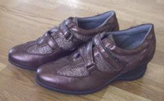 2009 靴 ブロンズ
