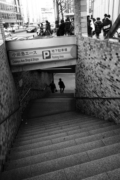 SIGMA DP1  新宿