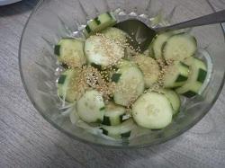 Chinese cucumber