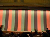 歌舞伎座 緞帳