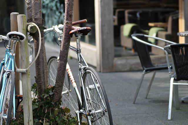 おしゃれな自転車