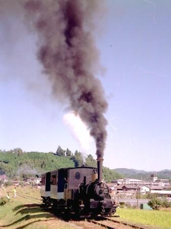 レプリカ・坊っちゃん列車 2