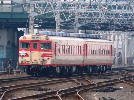 キハ58・65 急行 「阿波」 1