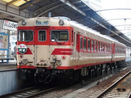 キハ58・65 急行 「阿波」 3