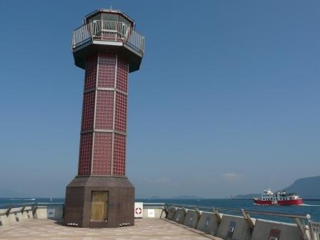 赤灯台 「せとしるべ」