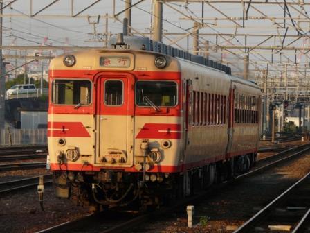 キハ58・65