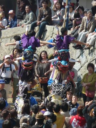 獅子舞 1