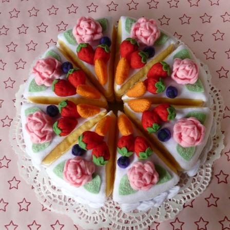 バースデーケーキ・ホール