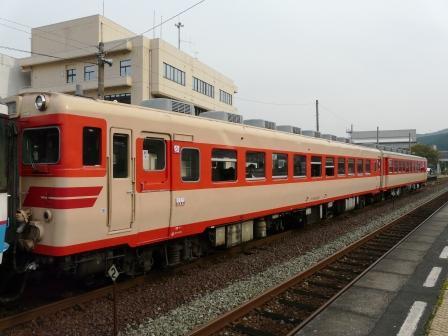 キハ58・65 普通 2