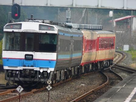 キハ58・65 普通 3