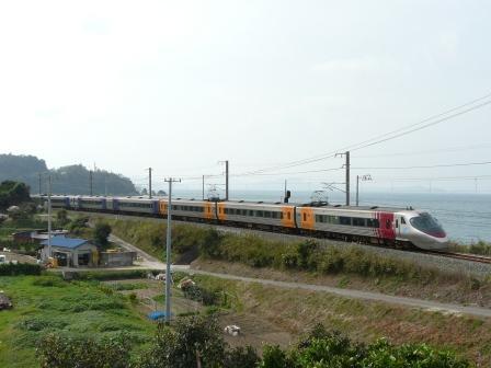 8000系特急電車