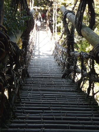 祖谷のかずら橋 3